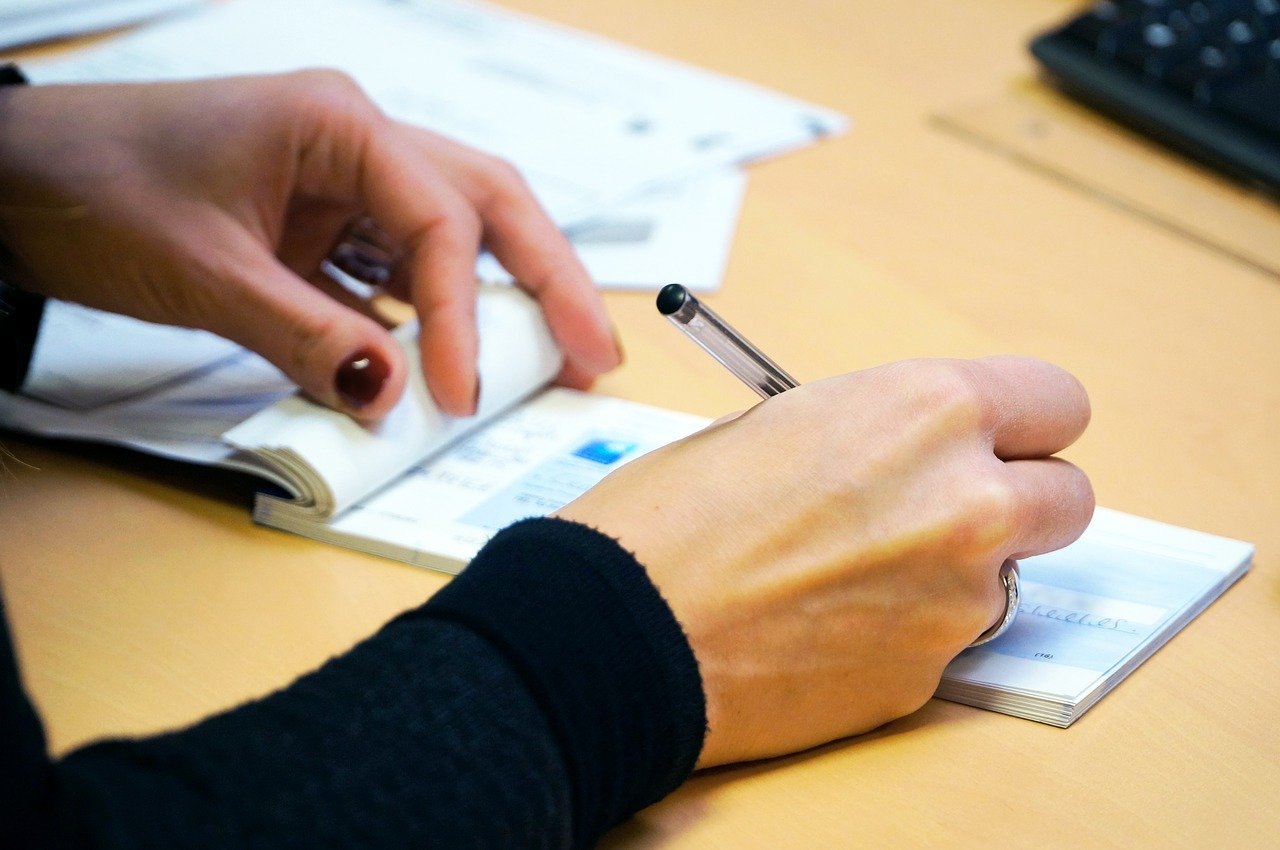 comment annuler cheque banque